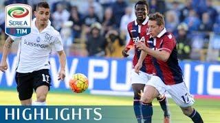 Bologna - Atalanta 3-0 - Highlights - Giornata 11 - Serie A TIM 2015/16