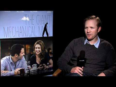 Tribeca Film Festival 2012: Lee Kirk Part 2, THE GIANT MECHANICAL MAN
