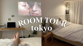 (JP)도쿄7.5평원룸투어 남자혼자사는 도쿄자취방인테리…