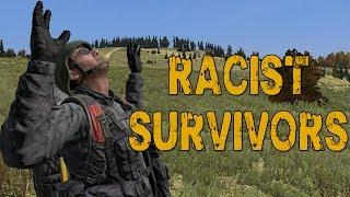 RACIST SURVIVORS (DayZ Stream Highlight)