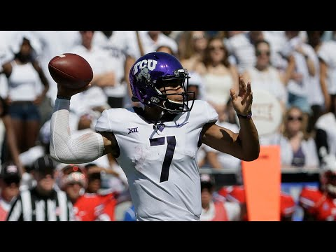 TCU over Oklahoma State, and Kenny Hill