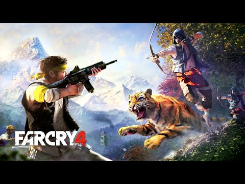 Far Cry 4 Full Original Soundtrack [OST] HD
