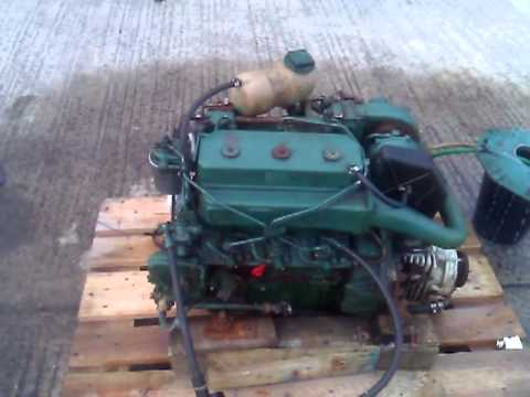 volvo penta 2003t 43hp 3 cylinder marine diesel engine youtube rh youtube com Volvo Penta Engine Diagram volvo penta 2003t owner's manual