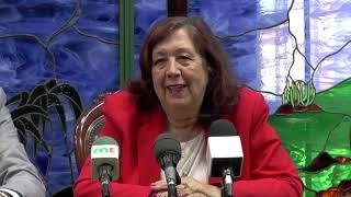 Presentación del programa de actos del Día Mundial contra el Cáncer de Mama, Santa Úrsula