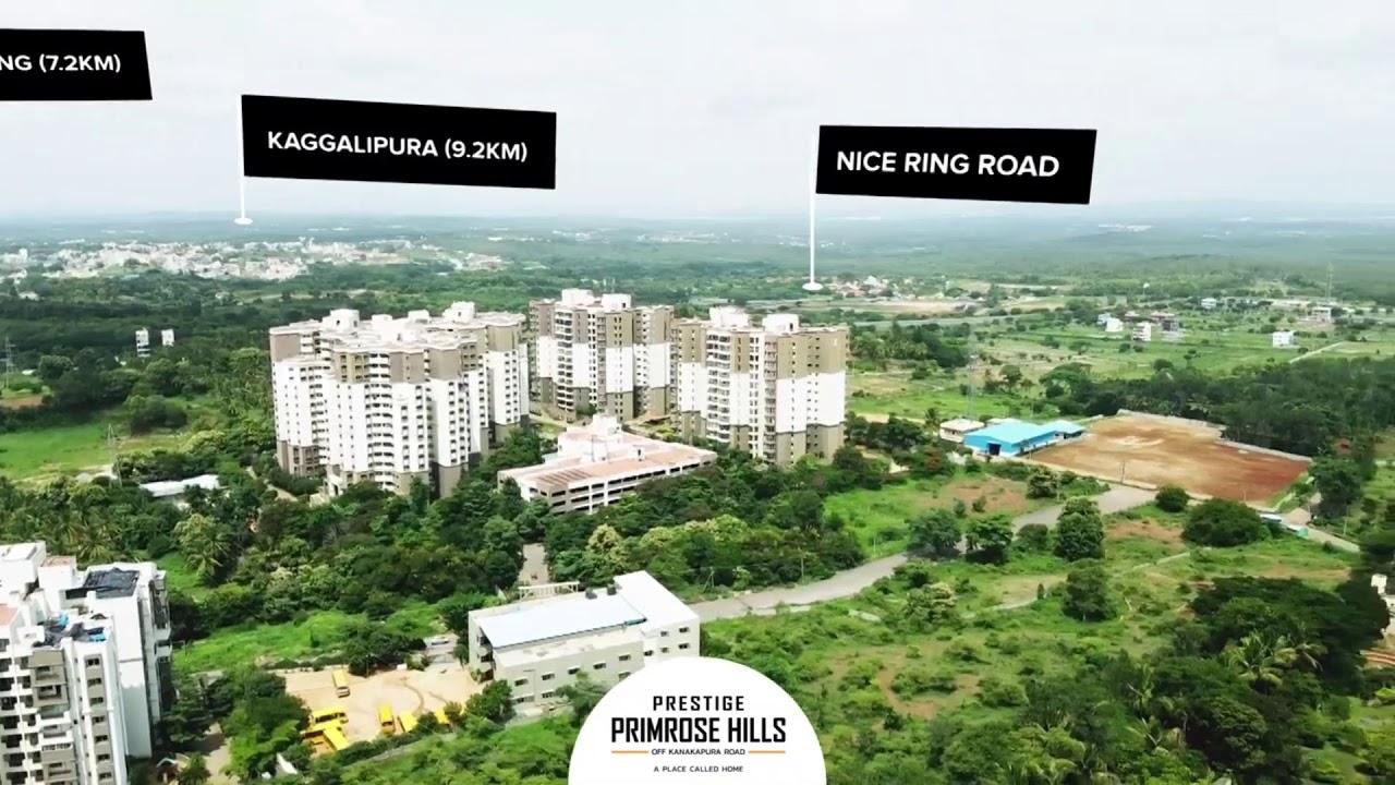 Prestige Off Kanakapura Road Location | Prestige Primrose Hills | www.prestigeprimrosehills.gen.in