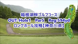 箱根 湖畔 ゴルフ コース