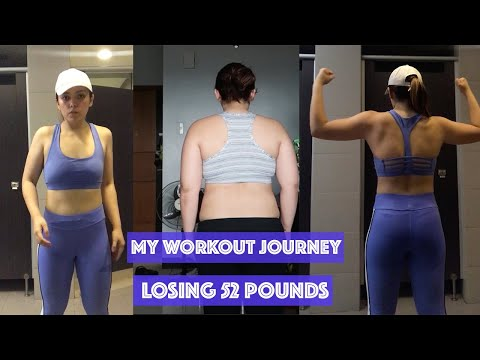 MY FITNESS JOURNEY | LOSING 52 POUNDS IN 10 MONTHS