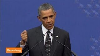 Obama: Russia Must Act Responsibly, Follow Laws
