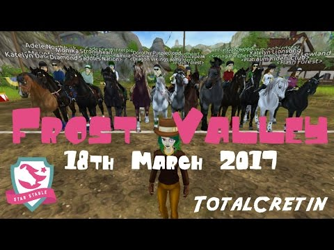 FROST VALLEY - 18TH MARCH 2017 - (Star Stable)