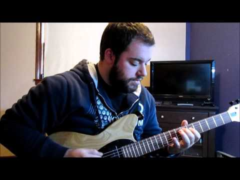 How To Play Maniac (ROD) by Four Year Strong