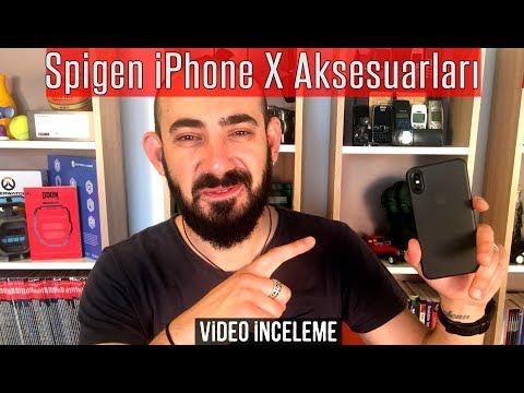 Spigen iPhone X Aksesuarları İncelemesi