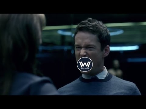Everyone Who Works at WESTWORLD Has A Potty Mouth