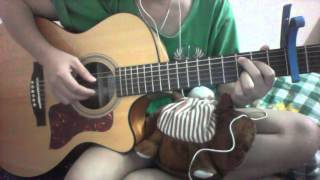 All of me - acoustic cover - Chúc mừng sinh nhật Canh Nhi Đồng ^^