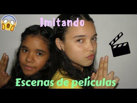 IMITACIONES De PELÍCULAS 🎥 | Majo Durand ft. Majo Pequeña