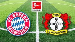 Bundesliga Eröffnungsspiel #1 | FC Bayern München – Bayer 04 (18. August 2017)