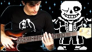 UNDERTALE MEETS BASS