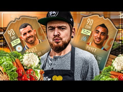 FIFA 19 | THROWBACK BUY First SPECIAL GUY Challenge 😱🔥 vs Benni
