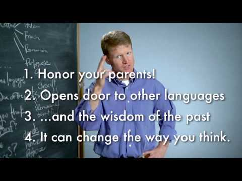 Why Learn Latin | Visual Latin Language Curriculum