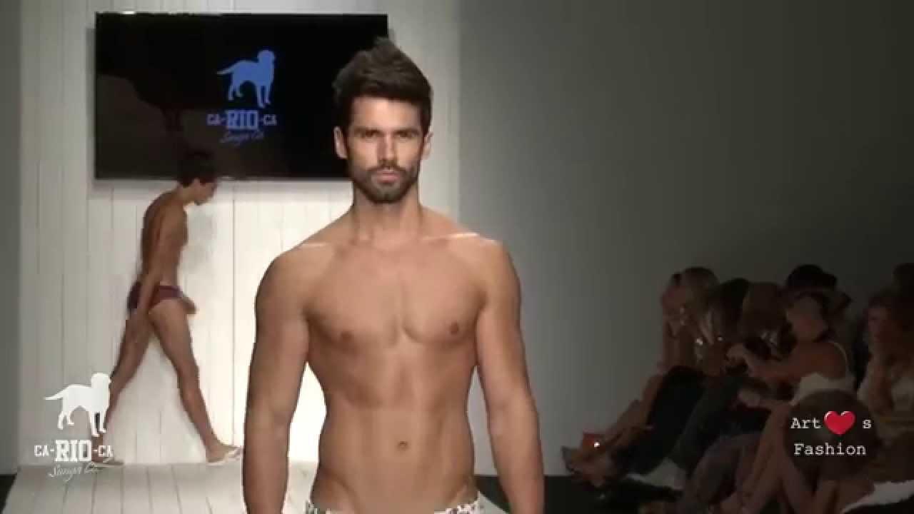 1e604a0940 CA-RIO-CA Sunga CO. @ Art Hearts Fashion Miami Swim Week FUNKSHION  Presented by AHF - YouTube