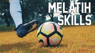 2 MENIT !!! Cara Meningkatkan Kontrol SKILLS Sepakbola  | Easy Basic Football Groundmove tutorial
