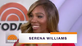Serena Williams On Why She's Proud To Raise A 'Wild Child' | TODAY