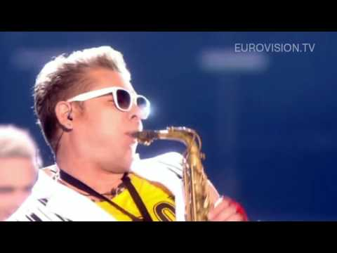 Epic sax guy. The return of a legend. Eurovision 2010-2017