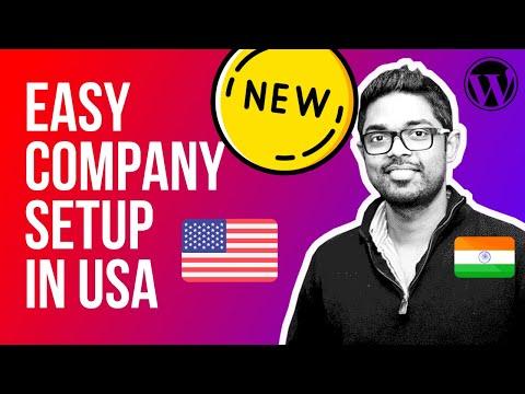 How to Setup US Company from India 🗽🇮🇳🇺🇸 #Entrepreneurship #Startups