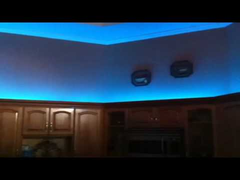 Color Changing Rgb Led Accent Lighting