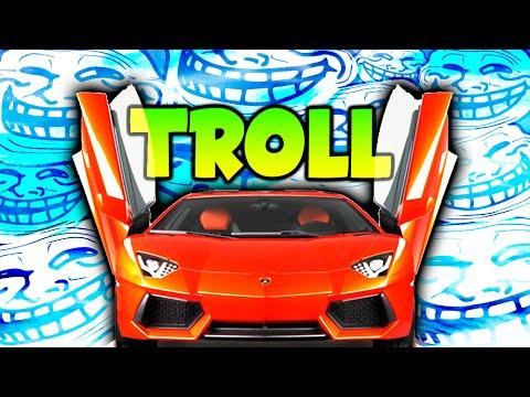 GTA V - EL ARTE DEL TROLL !! EL VERDADERO EPIC TROLL DE GTA 5 ONLINE Makiman