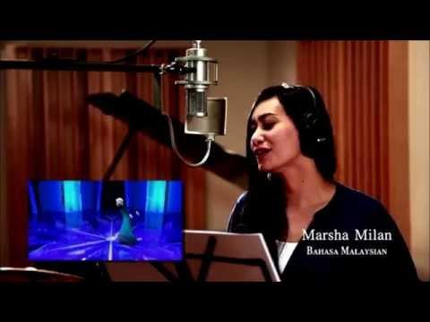 Marsha Milan Londoh - Bebaskan (Acapella Movie Version)