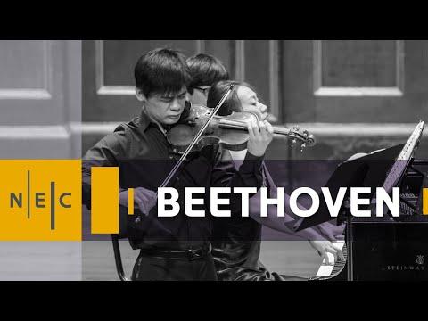 Xiang Yu: Beethoven Violin Sonata No. 9