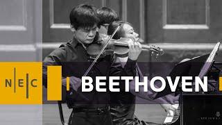 """Xiang Yu: Beethoven Violin Sonata No. 9 """"Kreutzer"""""""