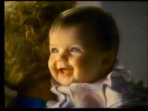 Luvs diaper commercial (1991)