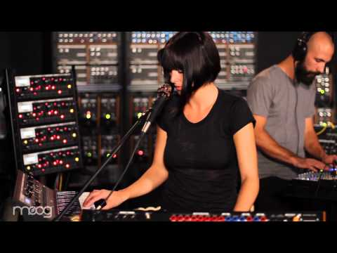 Phantogram | 16 years | Moog Sound Lab