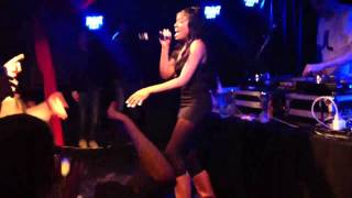 azealia banks 212 live in dublin