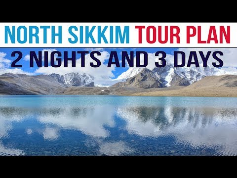 North Sikkim Tour Plan   2 Nights 3 Days North Sikkim Tour Package   Lachen Lachung Yumthang Valley