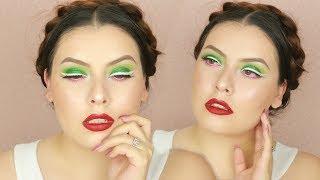 Maquillaje Para Fiestas Patrias - Fiesta Mexicana - Día De La Independencia | sheilabere ♡