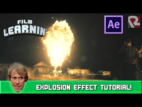 After Effects Explosion Tutorial! | Film Learnin