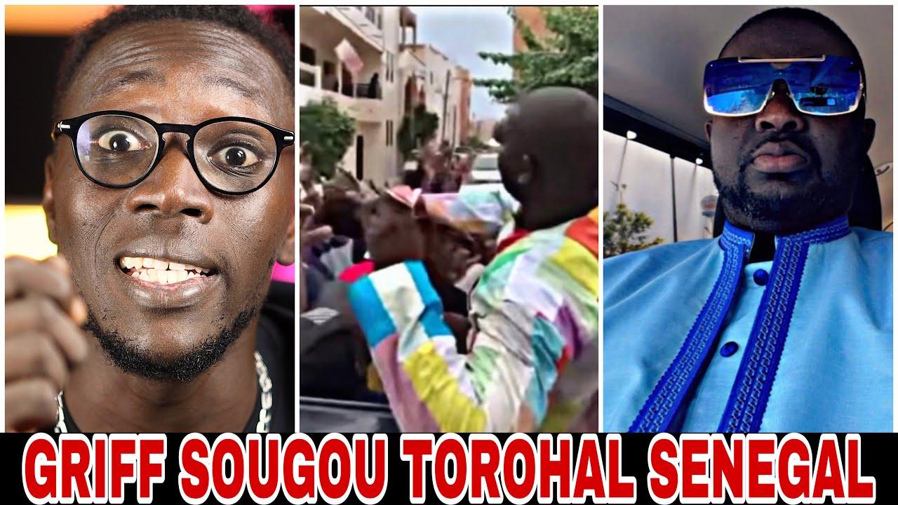 LE CAS DE GRIFF SOUGOU: NAKALA DOMOU ADAMA BOUY WOTE DEFF LOU BAKH DI TORKHALE NIIT... GRIFF YAMA ..
