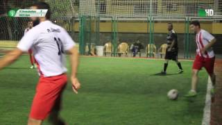 FC Honeybadger - 6626 Spor Maç Özeti / İZMİR / iddaa Rakipbul Ligi 2016 Kapanış Sezonu