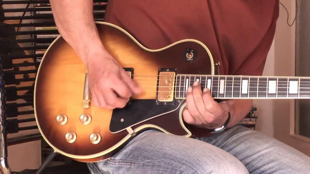 Hook R 20 Amp 1979 Gibson Les Paul Custom Single Coil Split Until