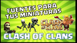 DESCARGAR LETRA CLASH ROYALE, CLASH OF CLANS y SUPERCELL!!
