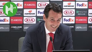 Unai Emery: There will be no Premier League XI and Europa League XI - Arsenal v Everton