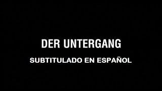 Der Untergang subtitulado al español
