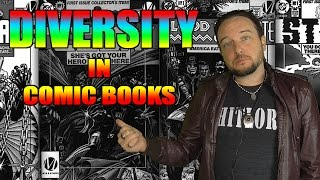 Diversity in Comic Books