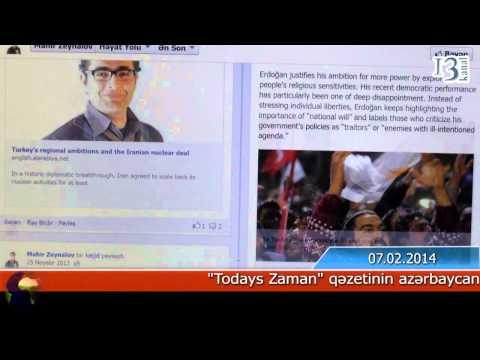 Azərbaycanlı jurnalist Türkiyədən qovuldu