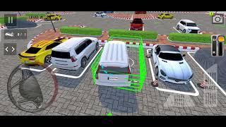 Car Parking Simulator Games Prado Car Games 2021 screenshot 5