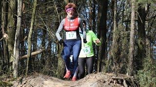 V Leśny Bieg w Czarnowcu - rywalizacja na trasie