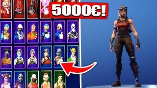 Fortnite SEASON 1 Renegade Raider account get from ZUSCHAUER! - Fortnite Battle Royale