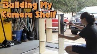 Building My Camera Shelf